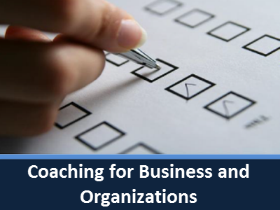 Coaching for business